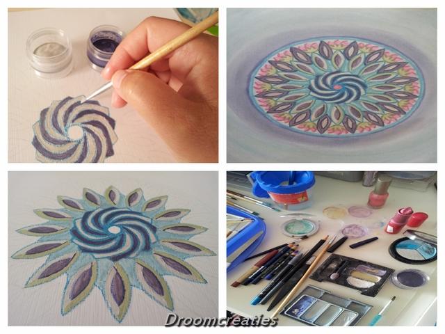 Make up schilderen